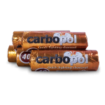 Carbuni narghilea Carbopol 40 mm
