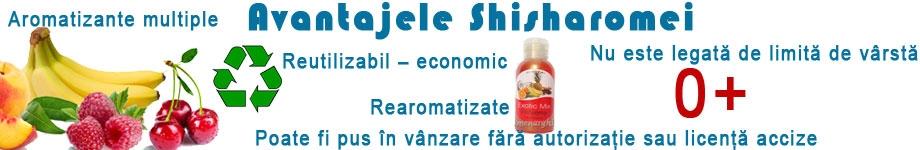 Avantajele shisharomei